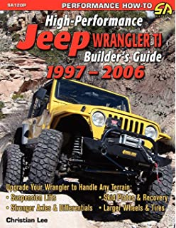 Jeep owners bible a hands on guide to getting the most from your high performance jeep wrangler builders guide 1997 2006 fandeluxe Choice Image