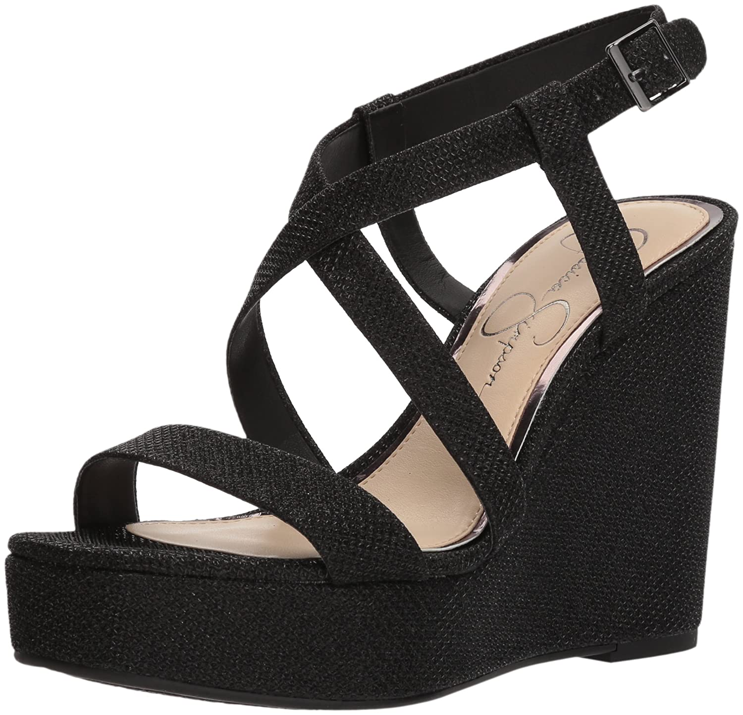 Jessica Simpson Women's Salona Wedge Sandal by Jessica+Simpson