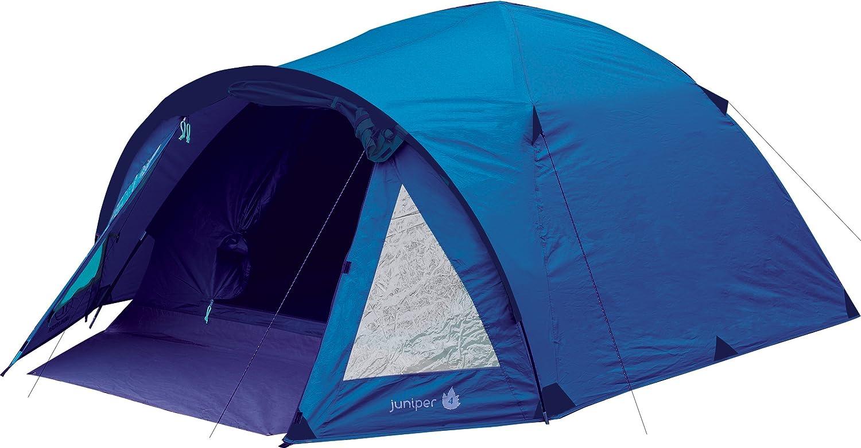 Highlander Juniper 4 Breathable Compact 4 Man Festival & Camping Tent