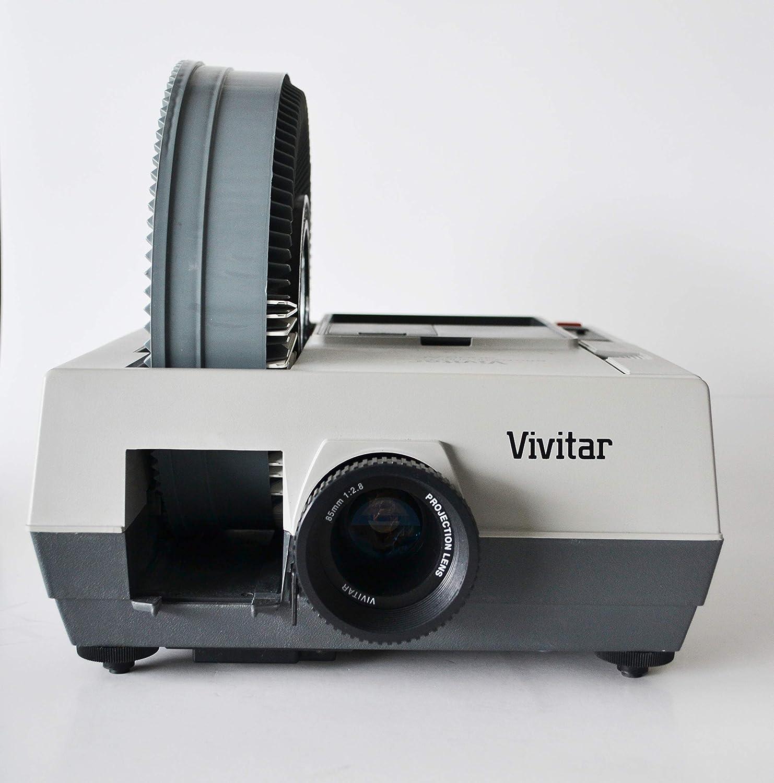 Vivitar 3000AF Carousel Slide Projector : Camera & Photo