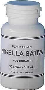 Tongkatali.org's Nigella Sativa Seed, 90 grams (3.17 oz)