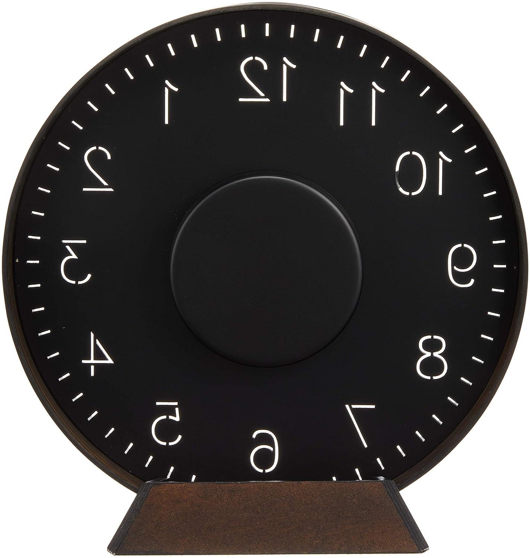 5f7bf4631fe Relógio de Parede ou Mesa Rimwood Madeira 25