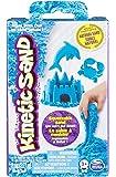 Kinetic Sand 6033332 - Sabbia Modellabile Confezione Base 220 g, Colori Assortiti