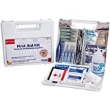 First Aid Only 25 Person Bulk First Aid Kit, 107-Piece Kit