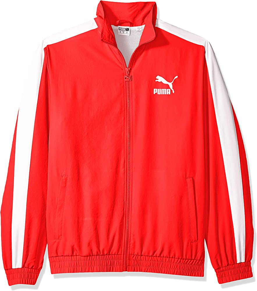 39f4f17c3860d Men's Iconic T7 Track Jacket Woven