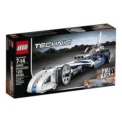LEGO Technic Record Breaker: Toys & Games