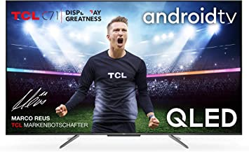 Televisore TCL Ultra Slim 4K QLED Android TV: Amazon.es: Electrónica
