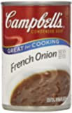 Campbell's Condensed Soup, French Onion, 10.5 Ounce