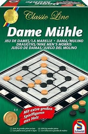 Schmidt Spiele 49083 Estrategia: Amazon.es: Electrónica