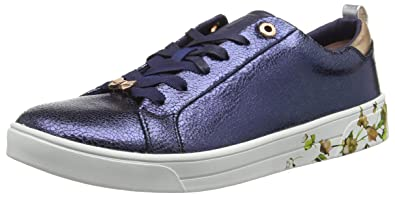 d71a2fdae Amazon.com  Ted Baker Women s Luoci Trainers  Shoes