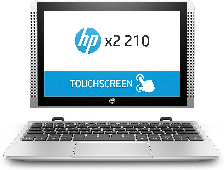 Hp - X2 210 g2, híbrido (2-en-1), Plata, Convertible (extraíble), x5-z8350, Intel Atom, bga592