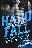 Hard Fall (Trophy Boyfriends Book 2)
