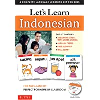 Let's Learn Indonesian: A Complete Language Learning Kit for Kids