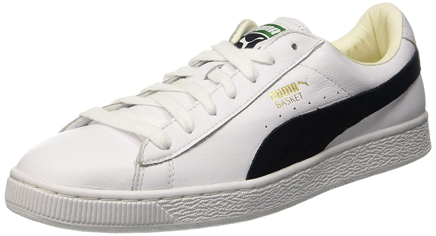 puma basket sneakers uomo