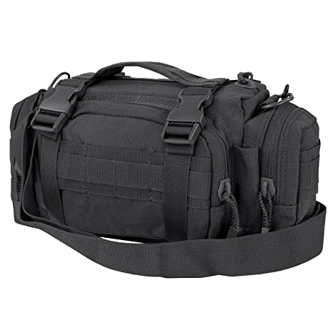 8577488f57 Amazon.com   Condor Deployment Bag (Black