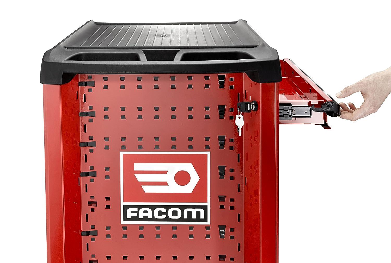 Carro para taller de 6 cajones FACOM ROLL.6M3PG