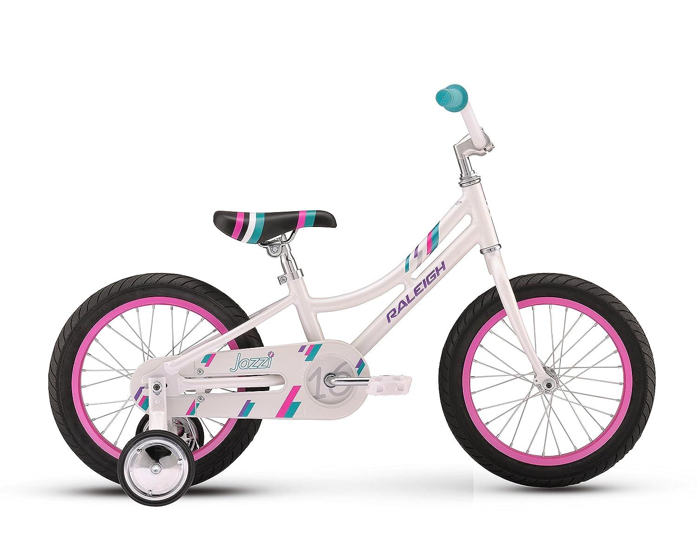 Raleigh Bikes Girls Jazzi 16 Bike One Size Purple
