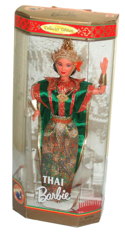 Mattel Barbie Collectibles 18561 Thai Barbie 1997