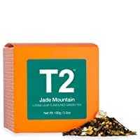 T2 Tea Jade Mountain Loose Leaf Green Tea in Box, 100 g