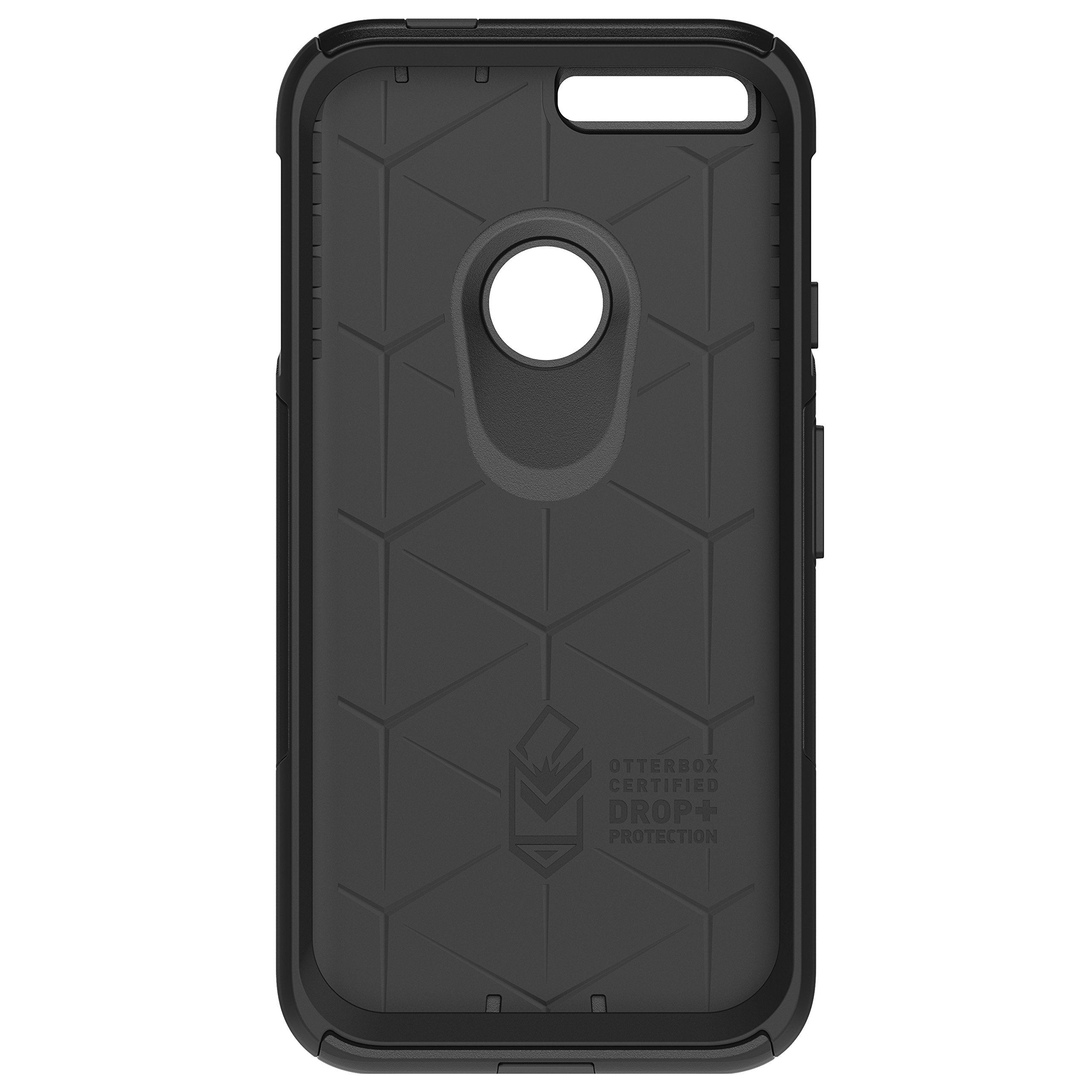"""OtterBox Commuter Series Case for Google Pixel (5"""" Version ONLY) - Retail Packaging - Black"""