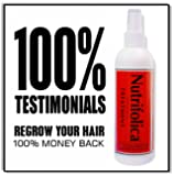 Try Nutrifolica: Simply the Best Hair Regrowth Treatment 1 Product to Stop Lo...