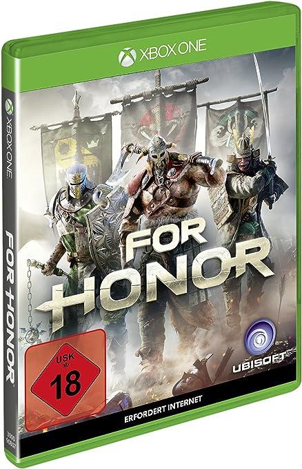 For Honor - Xbox One [Importación alemana]: Amazon.es: Videojuegos