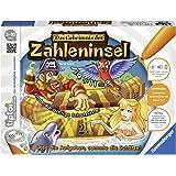 Ravensburger 00512 - Tiptoi Spiel Das Geheimnis der Zahleninsel