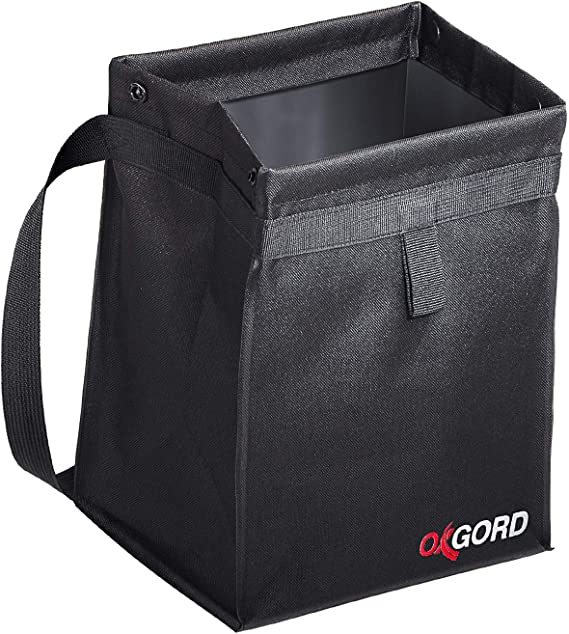 Mini Waterproof Car Seat Organiser Boot Bag for Bottle//Toy//Snack Storage with Oxford Leak Proof Car Trash Bag Box//Garbage Can Hanging Seat Headrest or Car Floor UEOTO Car Rubbish Bin Black