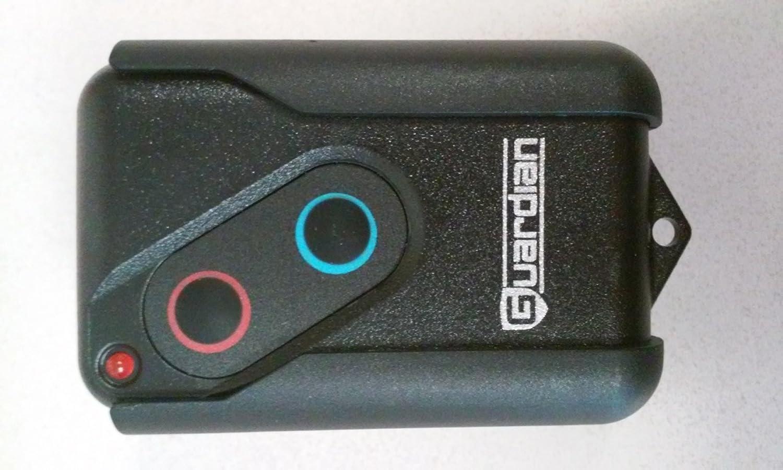 Guardian 2211 L TX Two Button Garage Door Remote Control Transmitter