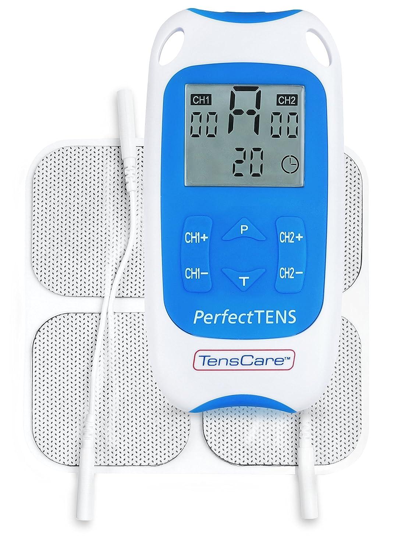 TensCare Perfect Tens Dispositivo de electroestimulación para aliviar el dolor clinicamente probado