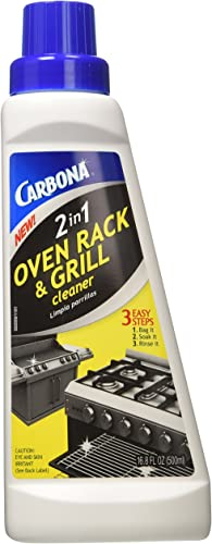 Carbona 320 Carbona 2-In 1 Oven Rack And Barbeque Cleaner