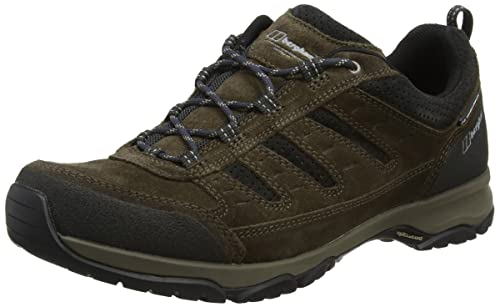 Berghaus Men's Expeditor Active Aq Tech Low Rise Hiking Shoes, Multicolor ( Brown/Black