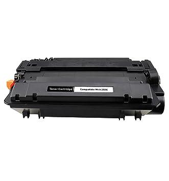 HP CE255X 55X / Canon CRG 724 724H Cartucho Toner Compatible ...