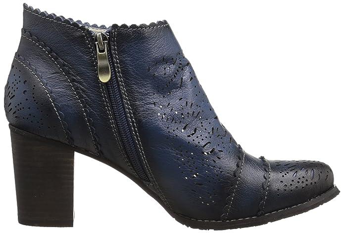 L Artiste por Primavera Paso de la Mujer Bao Ankle Bootie: Amazon.es: Zapatos y complementos