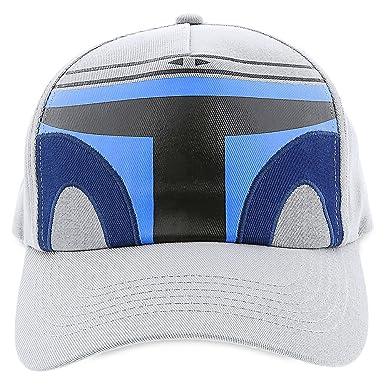e056369d3c7a5 Amazon.com  Star Wars Jango Fett Bounty Hunter Helmet Mask Gray Kids ...