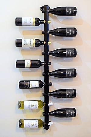 TIMEKEEPER - RB-01-12 - Porte Bouteille de vin Design Murale en ...