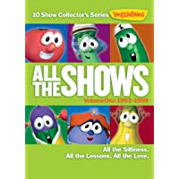 VeggieTales: All The Shows, Vol. 1 - (2015 Re-package)