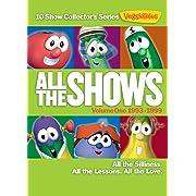 Veggietales: All the Shows Vol 1