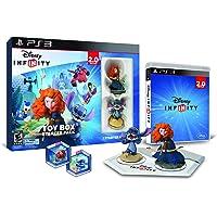 Disney Infinity - Toy Box Starter Pack: Merida & Stitch - PlayStation 3 - Standard Edition