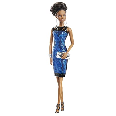 Barbie The Look Doll, Dark Hair: Toys & Games