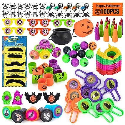 Amazon.com: Dlala - 100 piezas de juguetes surtidos para ...