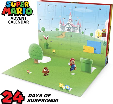Super Mario Nintendo Advent Calendar