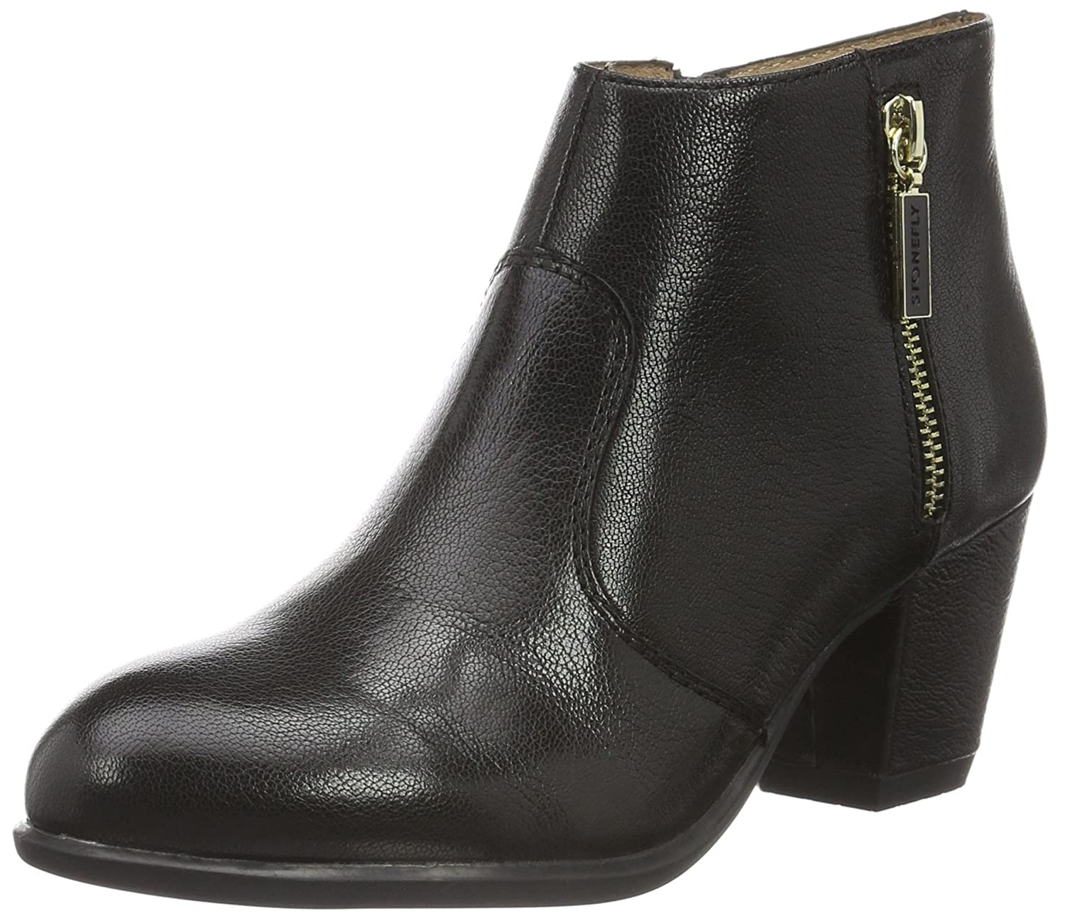 50926892ca Stonefly Women s Macy 3 Ankle Boots  Amazon.co.uk  Shoes   Bags
