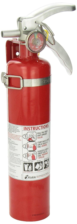 Weather Guard 8866 Fire Extinguisher KEYU1