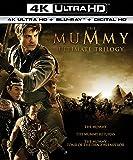 The Mummy Ultimate Trilogy (4K Ultra HD + Blu-ray + Digital HD + The Mummy Fandango Cash)