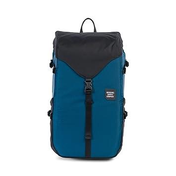b1f3539bd06 Herschel Trail Barlow Large 31.5 Litre Back Pack Ruck Sack Legion Blue Black