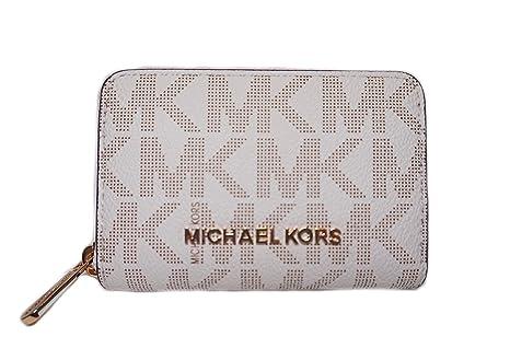 Michael Kors - Cartera para mujer Blanco blanco