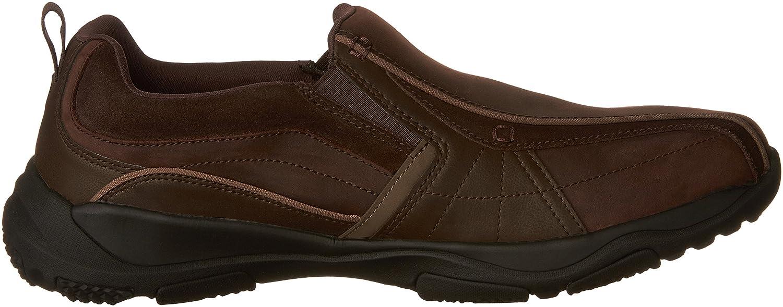 Skechers Para Hombre De Deslizamiento En Los Zapatos De Cuero 9TWfW