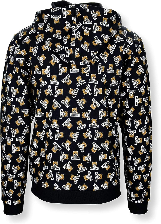 Moschino Underwear 1T1703 1555 Maglia Uomo Mens Jersey
