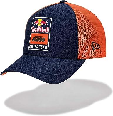 Red Bull KTM New Era Parches para Ropa Trucker Cap, Azul Unisexo ...